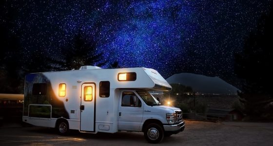 Tips for Watching Television in Your Caravan